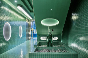 SEIRANRI Public Area | Spa facilities | PIG Design