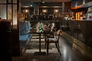 Lily Lee | Restaurant interiors | Franz Design