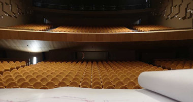 Teatro Municipale Nicocia | Manufacturer references | Caloi by Eredi Caloi