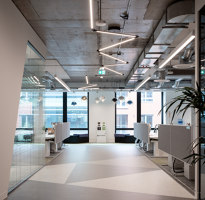 Office Autodesk | Manufacturer references | martinelli luce