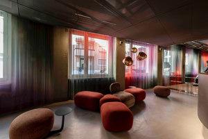 Fitnesspark Stadelhofen | Office facilities | Atelier ushitamborriello Innenarchitektur_Szenenbild