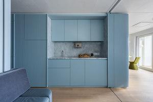 Pied-à-Mer | Living space | MICHAEL K CHEN ARCHITECTURE MKCA