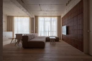 313 Block's Apartment | Living space | Odyndoodnoho