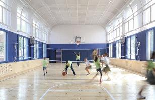 Sports Hall | Office facilities | THINK FORWARD
