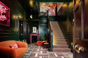 Weybridge House | Manufacturer references | Inkiostro Bianco
