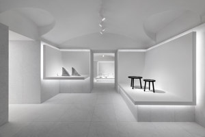 Marsotto Milan Showroom | Shops | nendo