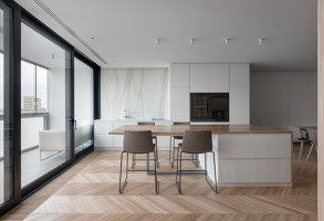 Carat Apartment | Living space | Drozdov&Partners