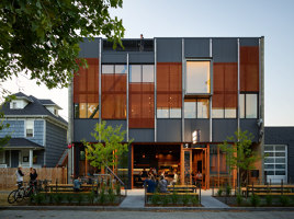The Klotski Building | Office buildings | Graham Baba Architects