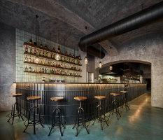 Gran Fierro | Restaurant interiors | Formafatal