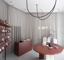 SOFI Natural Cosmetics Shop | Shop interiors | Studio AUTORI