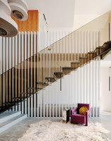 The Translucence House - San Francisco | Manufacturer references | Siller Treppen