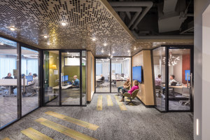 Microsoft Research Lab | Office facilities | Lam Partners