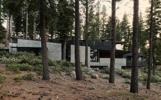 Lookout House | Detached houses | Faulkner Architects