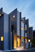 Sestet | Apartment blocks | Hugo Kohno Architect Associates