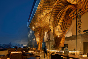 Spice & Barley | Restaurant interiors | Enter Projects Asia