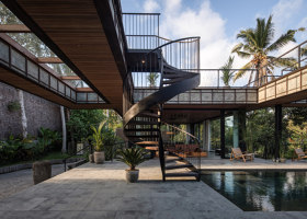 Bond house | Detached houses | Alexis Dornier