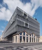 Five | Infrastructure buildings | Qarta Architektura