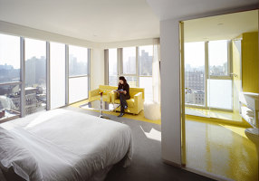On Rivington Hotel | Manufacturer references | Lualdi