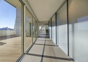 Private house - Libeskind Residences - Citylife | Manufacturer references | Lualdi