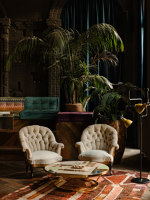 Kink Bar & Restaurant | Bar interiors | Oliver Mansaray and Daniel Scheppan