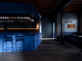 Four Pillars Laboratory | Bar interiors | YSG Studio