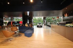 Audi Hong Kong Flagship Showroom | Manufacturer references | BoConcept