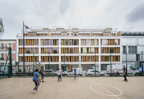 35 Social Housing Units | Apartment blocks | Mobile Architectural Office
