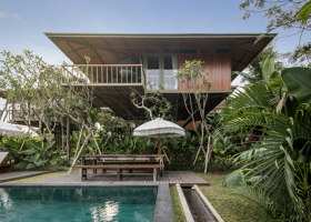 Treehouse C | Detached houses | Stilt Studios