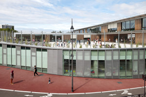 School Anthony | Schools | Dietmar Feichtinger Architectes