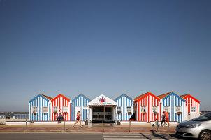 Restaurante Clube De Vela da COSTA NOVA | Restaurants | Ferreira Arquitectos