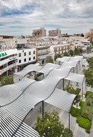 Pedestrianisation of a road in Torremolinos | Manufacturer references | URBIDERMIS SANTA & COLE