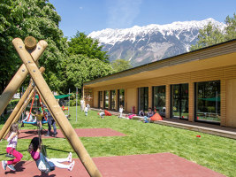 Mobile Kindergarten | Kindergartens / day nurseries | Dietrich Untertrifaller Architects