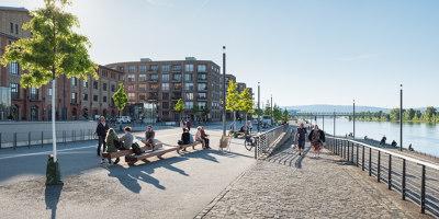 Renovación Urbana Zollhafen | Manufacturer references | URBIDERMIS SANTA & COLE