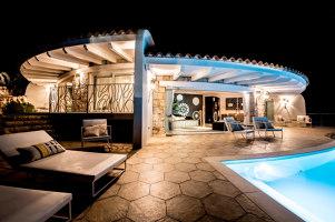 Villa Girasole | Manufacturer references | Settecento