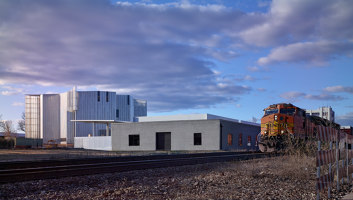 Oklahoma Contemporary Arts Center | Trade fair & exhibition buildings | Rand Elliott Architects