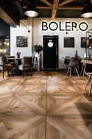 Bolero Restaurant | Manufacturer references | Refin
