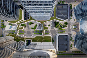 Landscape Urbanism in Shenzhen | Office buildings | Farrells
