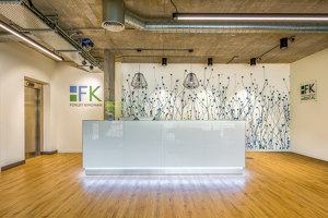 Foxley Kingham | Office buildings | align