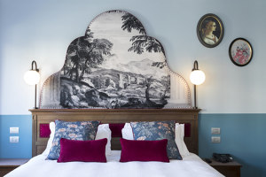 Hotel Indigo Verona | Hotel interiors | THDP