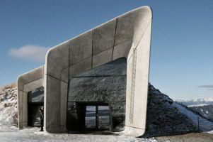 Messner Mountain Museum | Manufacturer references | Rockfon
