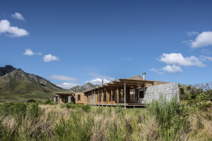 Kogelberg Cabins | Semi-detached houses | KLG Architects