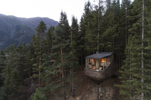 Woodnest Cabin | Detached houses | Helen & Hard