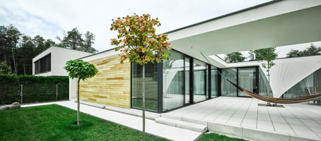 House With A Hammock | Detached houses | Stoprocent Architekci
