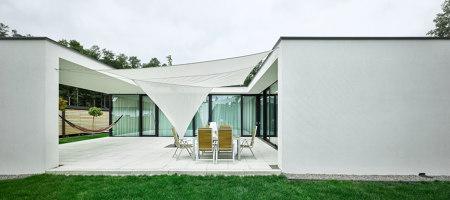 House With A Hammock | Casas Unifamiliares | Stoprocent Architekci