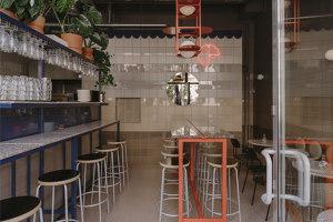 Przyjemnosc Warszawska | Diseño de bares | wiercinski-studio