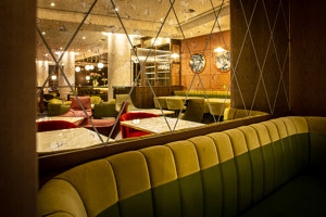 Hilton Frankfurt City Centre | Hotel interiors | THDP