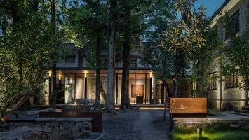 Shanthi Boutique Hotel | Hoteles | Jiakun Architects