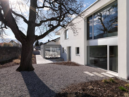 The House With The Pear Tree | Detached houses | Cavigelli & Associates