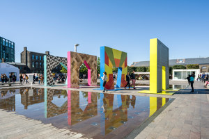 Gateways | Temporary structures | Atelier Adam Nathaniel Furman
