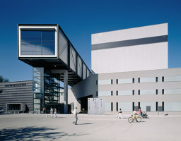 Festspielhaus Bregenz | Edificio de Oficinas | Dietrich Untertrifaller Architects